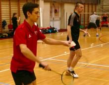 Badminton. Grad medali SKB na MAZOVIA JUNIOR CUP  [foto]