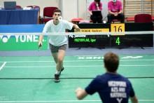 Badminton. Malow Mistrzostwa Polski Juniorów i Młodzieżowców. Zły pierwszy dzień [zdjęcia]