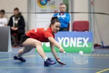Badminton. Dwa zwycięstwa SKB Litpol-Malow, kapitalne Khomich i Volskaya