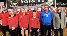 Badminton.  Łodzianie ponownie liderem ekstraligi, ale SKB Litpol-Malow rozegrał mniej spotkań