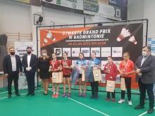 Młodzi suwalscy badmintoniści nie spuszczają z tonu