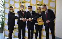 Transfery polityczne. Ruch Polska 2050 pozyskał radnego wojewódzkiego, senatora i posłankę