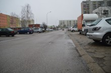 Ulica Paca. Nowa nawierzchnia, parkingi i drzewa, a na to wszystko milion złotych