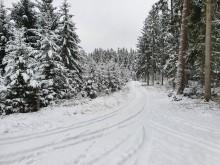 Zima szaleje, są ostrzeżenia. Śnieżyca, oblodzenia, zawieje i zamiecie do wtorkowego wieczora