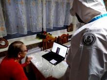 Dziś wigilia w kościele prawosławnym. Terytorialsi pomogli seniorom porozmawiać z najbliższymi