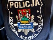 Suwalscy policjanci uratowali mężczyznę przed wychłodzeniem