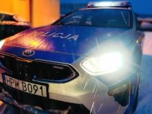 Policjanci z Augustowa uratowali kolejną osobę przed wychłodzeniem