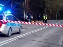 Zarzuty za spowodowanie śmiertelnego wypadku w Płocicznie-Tartak