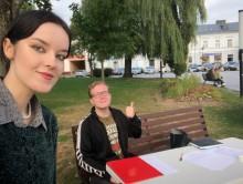 Młodzi Demokraci zbierali podpisy pod petycją o utworzenie oddziału psychiatrycznego dla młodzieży