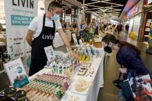 Litwa. Spadły obroty w dużych sklepach, polscy rolnicy nie muszą badać się na obecność COVID-19