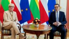 Rządy Polski i Litwy. Pociągiem do Wilna i Kowna, litewska szkoła w Suwałkach [zdjęcia]
