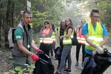 Akcja Sprzątania Świata w Wigierskim Parku Narodowym