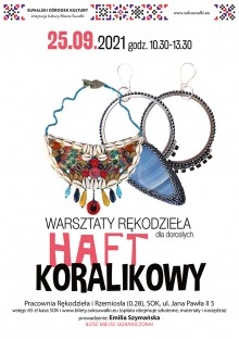Kreatywne rękodzieło: haft koralikowy