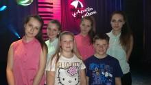 Beciaki i Dance Zone w łotewskiej telewizji