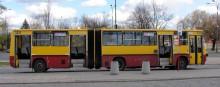 Olecko: autobus przycisnął mężczyznę