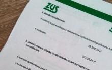 ZUS rozpoczął wysyłkę blisko 19 mln listów!