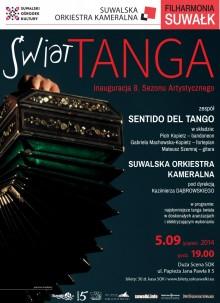 Wejdź do świata tanga!