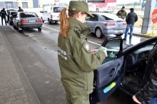 Służby mundurowe zapraszają. Nabór do pracy w straży granicznej i policji