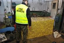 Suwałki. Kontrabanda za ponad 150 tys. zł