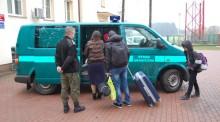 Czeczeńska rodzina zatrzymana w Szypliszkach