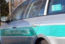 Napadł na jubilera w Czechach. Polak poszukiwany przez Interpol został zatrzymany koło Sejn