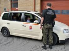 Wiózł Wietnamczyków taksówką do stolicy