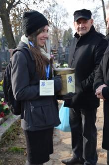 12 tys. zł na renowację pomników na suwalskim cmentarzu [zdjęcia]
