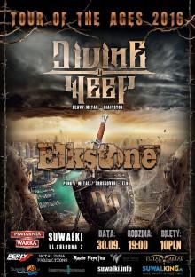Heavy metalowy koniec września w Warce