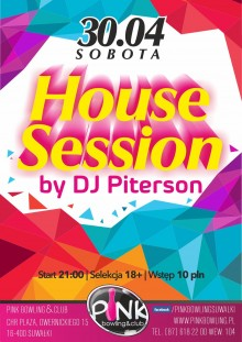 House Session w Pink!