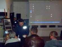 Policjanci i mieszkańcy o bezpieczeństwie w Augustowie