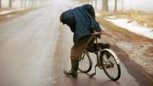 Pijany jechał rowerem