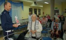 Kampania na rzecz bezpieczeństwa osób starszych. Służby zapraszają seniorów