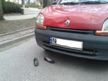 Dwie nastolatki potrącone w Olecku