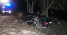 Sześciu mężczyzn rannych w wypadku