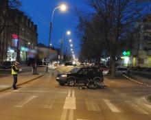 Policja poszukuje świadków wypadku w Augustowie