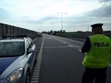 Kompletnie pijany kierowca ciężarówki zatrzymany na krajowej Ósemce