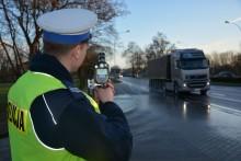 Kaskadowy pomiar prędkości na drogach regionu