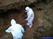 Znaleźli szczątki mężczyzny zamordowanego 15 lat temu