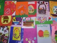 Najpiękniejsze kartki i pisanki w Nowej Wsi