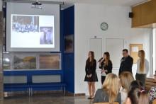 Uczniowie III LO w Suwałkach i Akademia Humanisty