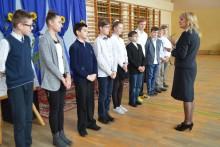 Orły z Suwałk i regionu nagrodzone. Suwalscy uczniowie w gronie najlepszych [zdjęcia]