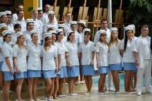 Piękni i młodzi. Zobacz przyszłe pielęgniarki i pielęgniarzy [zdjęcia]