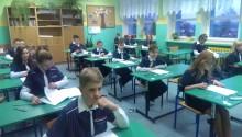 Dobiegają końca próbne matury. Szóstoklasiści też pisali egzamin