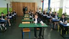 Pierwszy egzamin za nimi