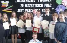 Coraz więcej zdolnych uczniów w Suwałkach