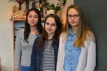 Uczennice z ZS nr 4 w Suwałkach w kolejnym  etapie olimpiady wiedzy o ubezpieczeniach społecznych