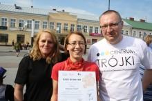 Krystyna Szyłak bohaterką kwietnia