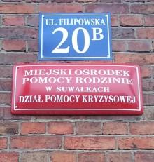MOPR w Suwałkach będzie pracował rotacyjnie