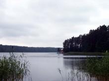Mężczyzna utonął w jeziorze Pomorze