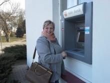 W Raczkach ruszył pierwszy bankomat